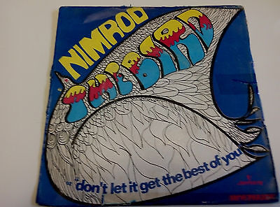 THE NIMROD don't let it get the best of you PSYCH DANCER.HEAR
