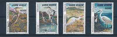 Cabo Verde - 2003 - Herons - Different Species - MNH / ( * * )