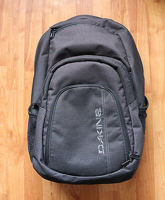 Dakine Campus 33L Backpack Black Stripes Carbon