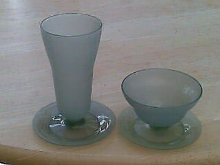 Tupperware Sundae Dishes Vintage 70s (some with lids) rare