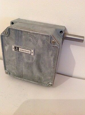 GE general electric geared rotary limit switch, CR115E424101, 2no-2nc,