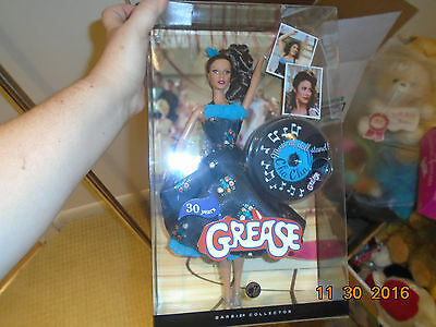NIB Barbie Doll Cha Cha DiGregorio Music Musical 30 Years Grease Silver Label