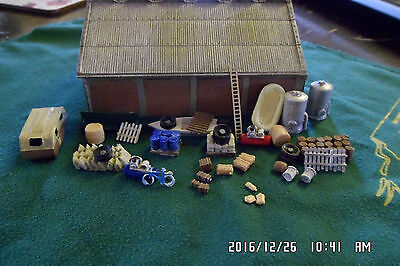 n gauge scale railway train set layout farm detail set bigger better value