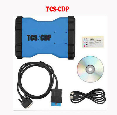 TCS CDP AUTOCOM Pro+ 150E CDP Auto code reader Diagnostic Interface Scanner