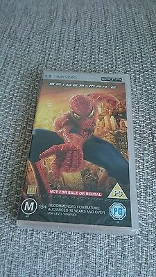 Spiderman 2 -*- Psp -*- Umd -*- New And Sealed -*-