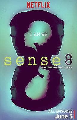 SENSE 8 11X17 Movie Poster collectible NEW CLASSIC