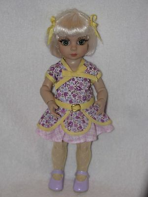 """Tonner Effanbee 10"""" All Dressed Up  Patsy Doll  Limited Edition 500"""