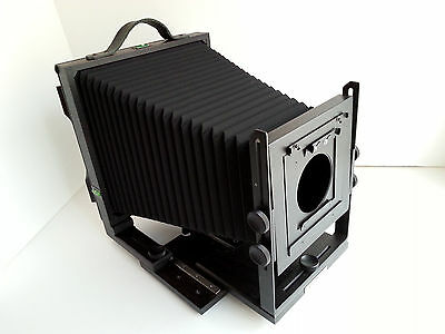 Svedovsky 8X10W Camera  BLACK COLOUR  8X10 Inch Large Format   MINT+++ Condition