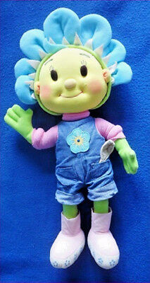 """FIFI AND THE FLOWERTOTS SOFT PLUSH TOY TALKING FIFI LARGE SOFT TOY 16""""=40cm TALL"""