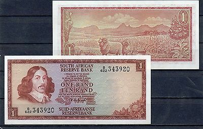 SOUTH AFRICA 1 Rand UNC 19975 p-115b