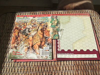 BOARDGAME WARGAME  Battles of the Ancient World: Marathon and Granicus