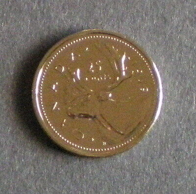 1999 Canadian 25 Cent (Finish : Ms-65 Nc :)  Sale