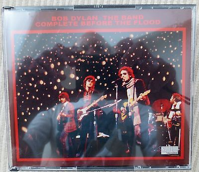 Bob Dylan The Band-Complete Before The Flood