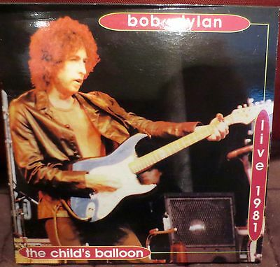 """Bob Dylan-""""The Child's Balloon""""  double CD"""