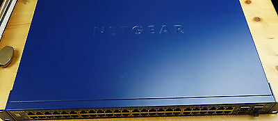 Switch 48 ports Gigabit administrable stackable 10/100/1000 Netgear GS748TS
