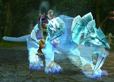 World of Warcraft WoW Mount Reins Of The Spectral Tiger  Mount All US Servers