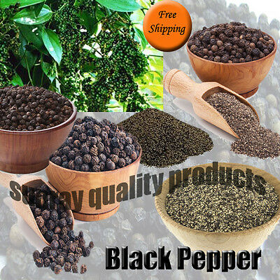 Black pepper 100% Organic Natural SRI LANKA free shipping