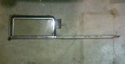 1955 1956 1957 Chevy hardtop & convertible vent window driver side LH wing