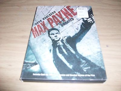 Action Movie: Max Payne!! Used & In Excellent Condition!!!! Mark Wahlberg!!!