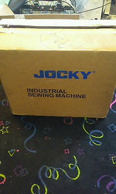 JOCKY 810 Post Bed Industrial ALL METAL Sewing Machine HEAVY DUTY