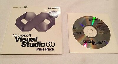 Microsoft Visual Studio Library 6.0 plus pack And Service Pack 4