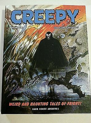 Creepy Archives Ser.: Creepy Vol. 1 by Archie Goodwin.  Free Shipping