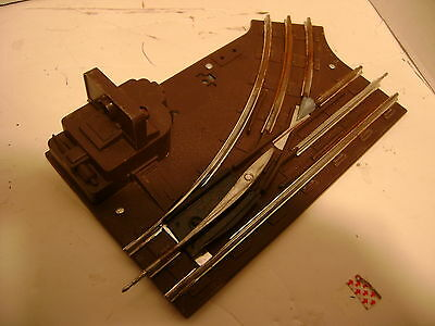 Classic Lionel Manual Switch Track Section