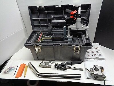3M TelComm MS2 Modular Cable Splicing Rig4045-K/36  W/ DURA BULL RIG Case