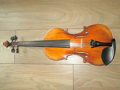 Antique style 4/4 Violin - hand made