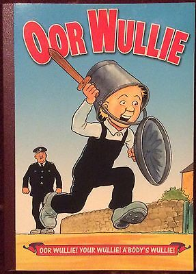 Oor Wullie Annual 2002 - The Broons