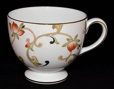 WEDGWOOD OBERON Leigh Shaped FOOTED CUP ONLY (NO SAUCER)