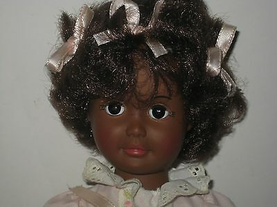 Effanbee Afro/American doll,vintage collectable Sissy #1412 one world collection