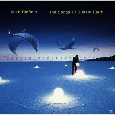 Mike Oldfield - The Songs Of Distant Earth - (CD)