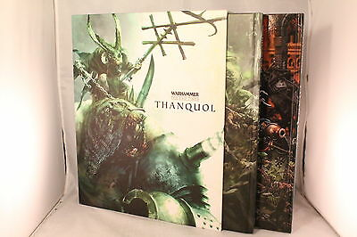 Warhammer End Times Thanquol Hardcover Books