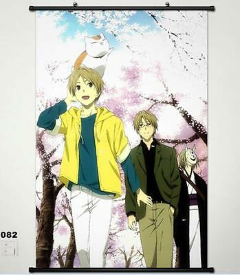 Natsume's Book of Friends Takashi Natsume Japan Home Decor Poster Wall Scroll 82