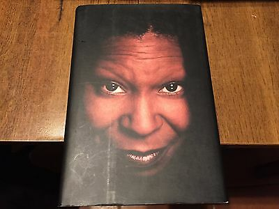 "WHOOPI GOLDBERG Autographed Signed Book ""BOOK"" Auto Sister Act"