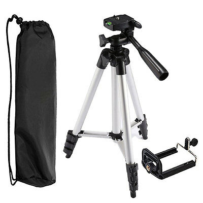 Camera Camcorder Tripod stand fit for Canon Nikon Sony Fuji Olympus Panasonic