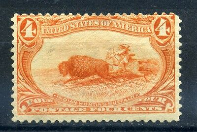 Stamp USA Sc287, MNH, combine shipping 22