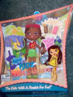 Bratz Kidz Summer Vacation Sasha. Boxed.