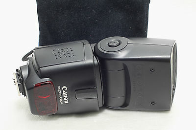Canon Speedlite 430EX II Shoe Mount Flash *Excellent*