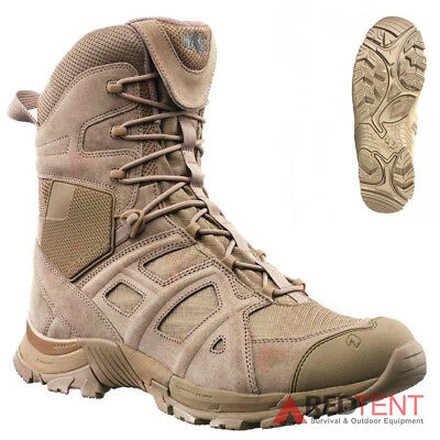 HAIX Black Eagle Athletic 11 high Desert, Einsatzstiefel Bundeswehr, Gr. 41-45