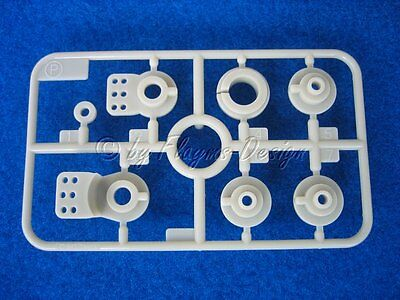 Servo Saver P-Parts 0115065 für Super Fighter GR DT-02 und DF-03