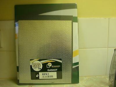 Exhaust Gasket Material Heat paper make Your Own Sheet Metal Gasket Material