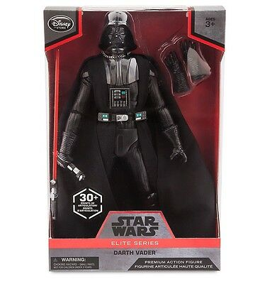Star Wars Elite Series Darth Vader Premium Action Figure - 10''