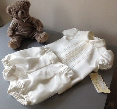 New Baby Boy Christening Outfit,  6 months old.