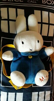 Miffy the Bunny Rabbit Original BackPack bag Rucksack 14""