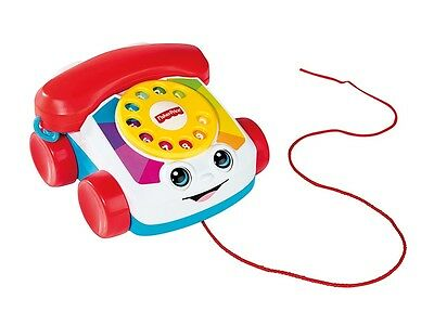 Fisher-Price Chatter Telephone phone sond