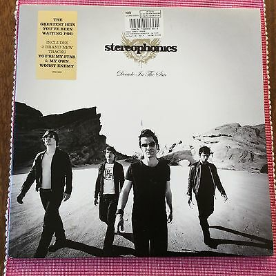 Stereophonics - Decade In The Sun 2LP Best of -  Rare!!