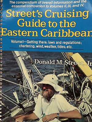Street's Guide To The Eastern Caribbean Vol. I And Ii 1980