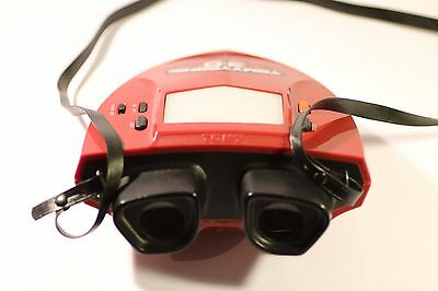 Rare Vintage Electronic Game Tomy Tronic 3-D Sky Attack 1980's